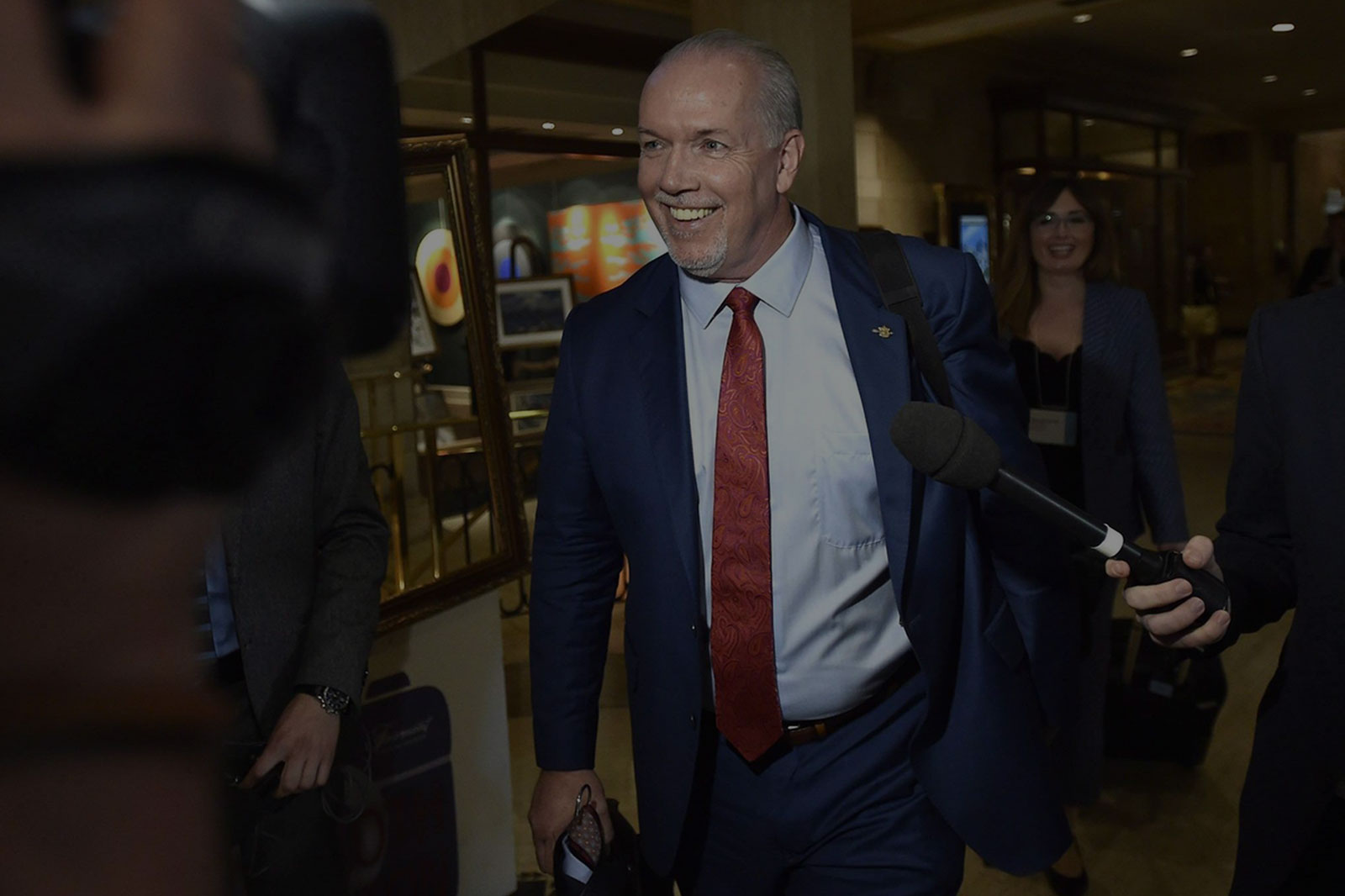 Horgan's Acknowledgment of Unceded Indigenous Territory a Milestone for B.C.