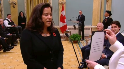 Jody Wilson-Raybould - APTN News - 9 November 2015 thumbnail