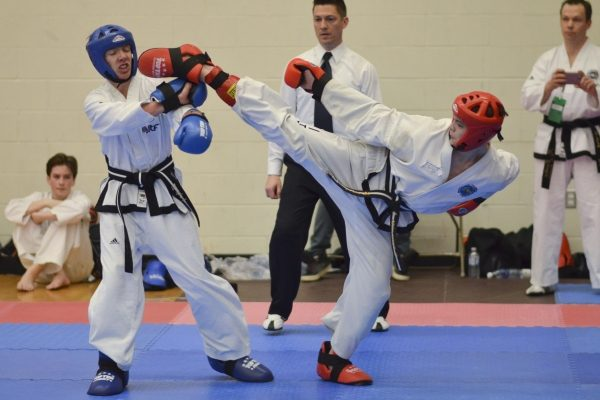 Cole Abou-Tibbett – 2015 Taekwondo World Championships, Italy