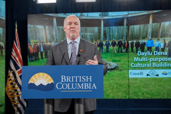 Together, Canada, British Columbia and Indigenous peoples are working in partnership to deliver infrastructure projects that meet the interests and needs of Indigenous communities and help advance reconciliation for the benefit of current and future generations of all people in Canada.  Learn more: https://news.gov.bc.ca/releases/2021IRR0025-000718