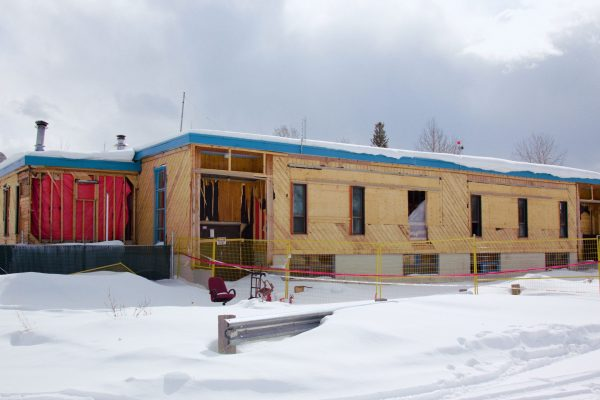 New multi-purpose cultural building to come, former residential school to be demolished—Lower Post